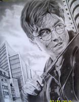 Harry Potter finished? by norty677