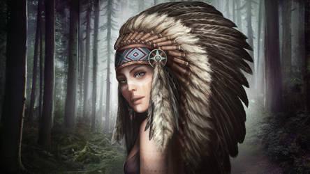 Shaman Girl