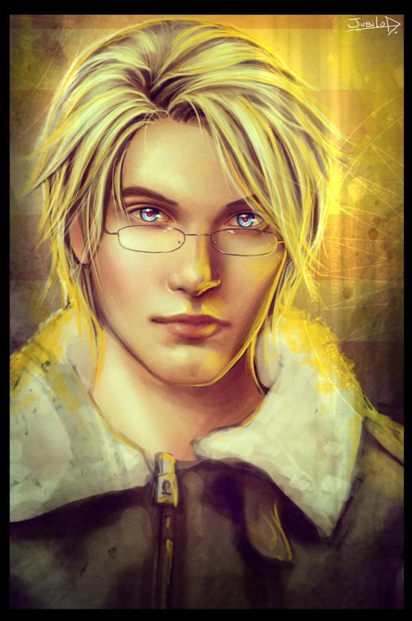APH - Alfred F. Jones by Rivan145th