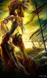 Caribbean Tales by Rivan145th