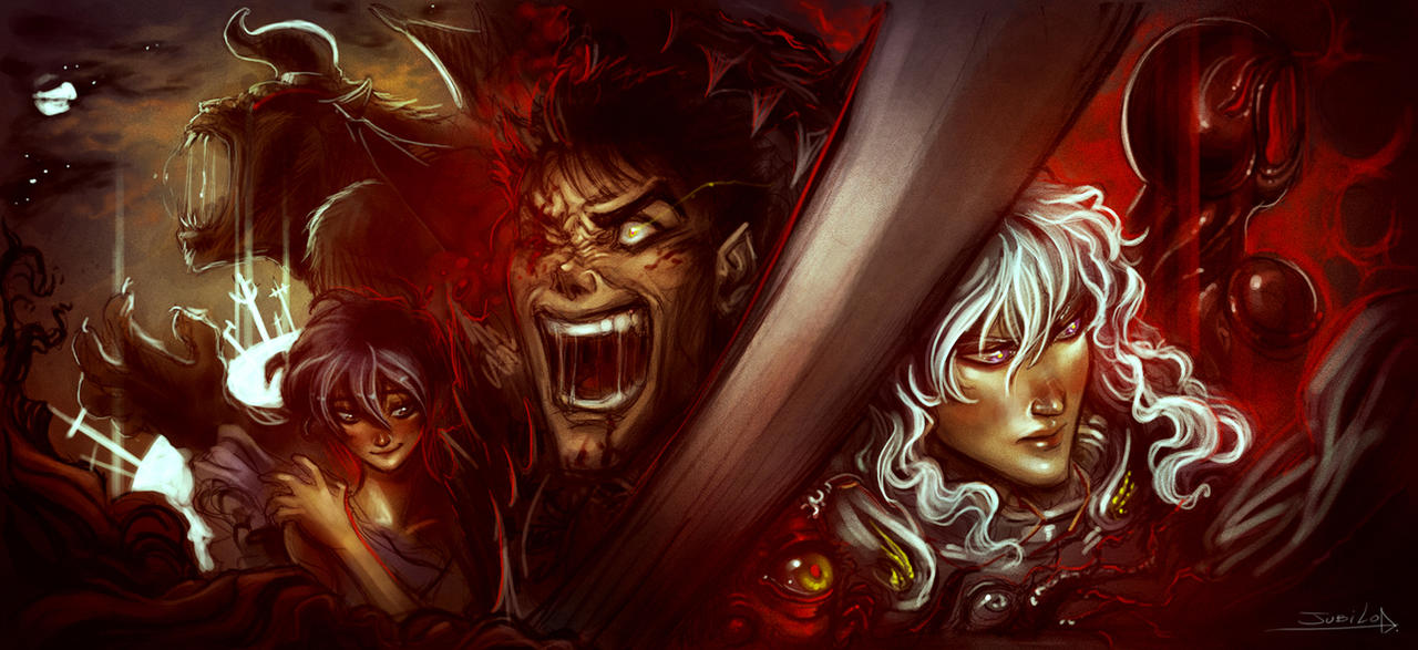 Berserk by Rivan145th