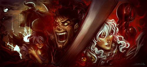 Berserk by Rivan145th