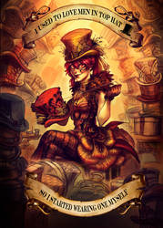 Namtas - I Love Top Hats by Rivan145th