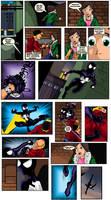 Ariel's  Symbiote Saga #7
