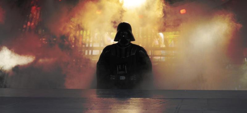 Vader Rising by seystudios