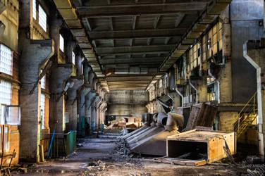 sunlight factory by no-trespassing
