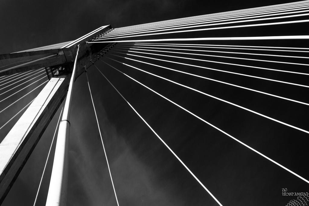 Hanging bridge #2 by no-trespassing