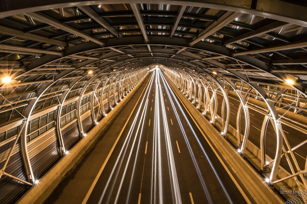 The tunnel #2 by no-trespassing