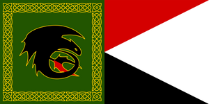 King Hiccup's Standard by SoaringAven