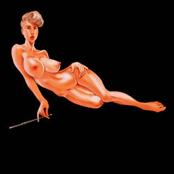 pin-up by Bielegraphics