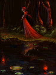Skullgirl by BabushkaYaga