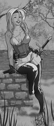 Mercenary by Horlod