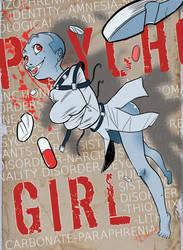 Psycho-girl by Horlod