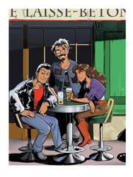 Photo at the Laisse Beton bar