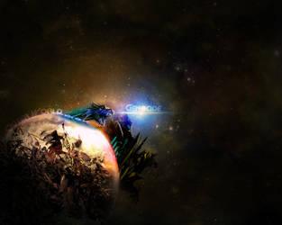 Outer World by ForbiddenDubstep