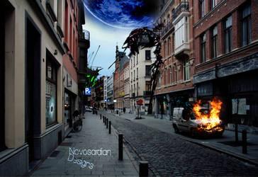 Unusual Street by ForbiddenDubstep