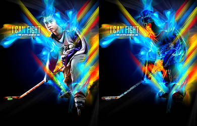 .::I CAN FIGHT::. by arthyper
