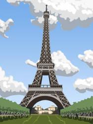 Eiffel by DanGX