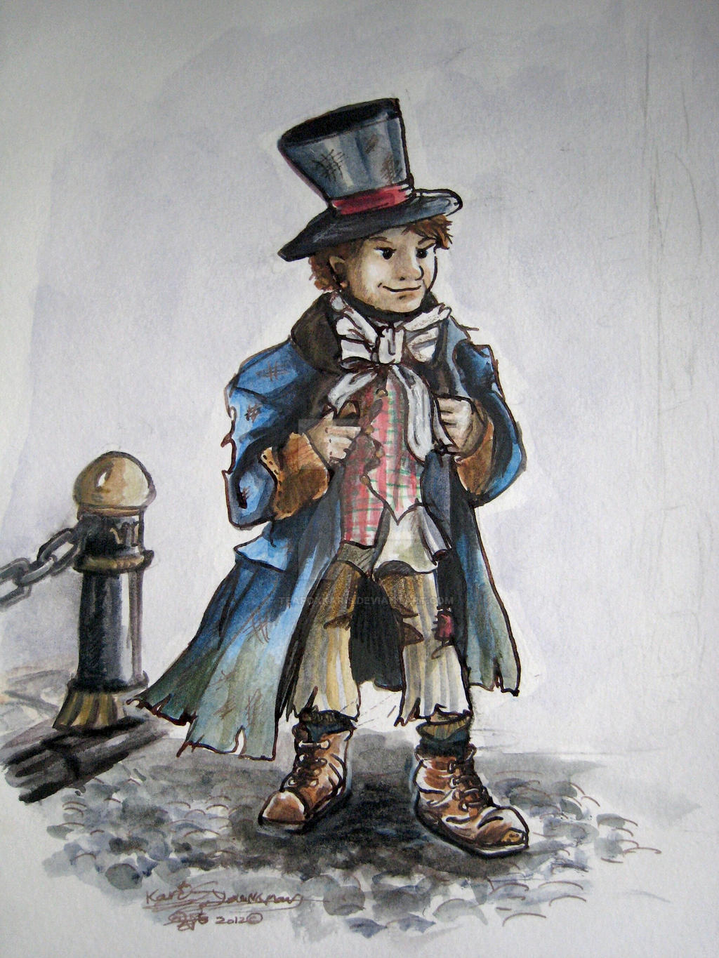 an examination of the character of oliver twist by charles dickens Literature network » charles dickens » oliver twist » chapter 21  literature network » charles dickens » oliver twist » chapter 21  character summary.