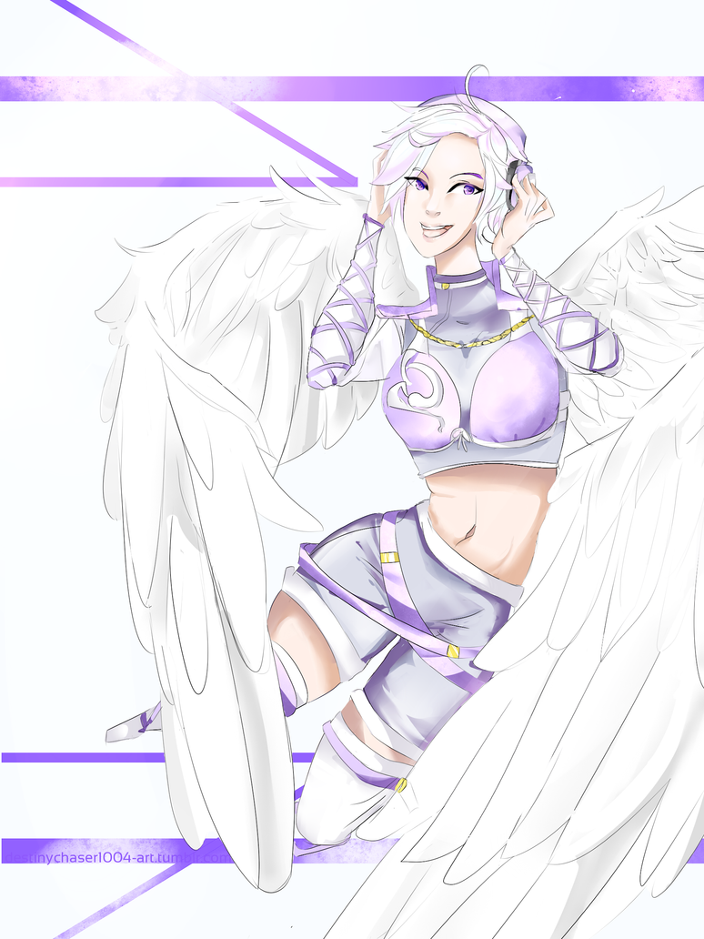 Mabinogi request #3 by ObliviousNights