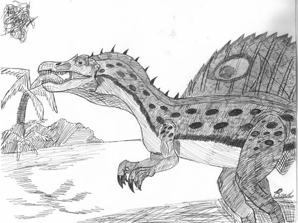 Ceratosaurus Coloring Pages - Eskayalitim