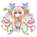 [Closed] Adoptable by PuffSuusume #3