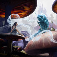 the real Alice by anro22