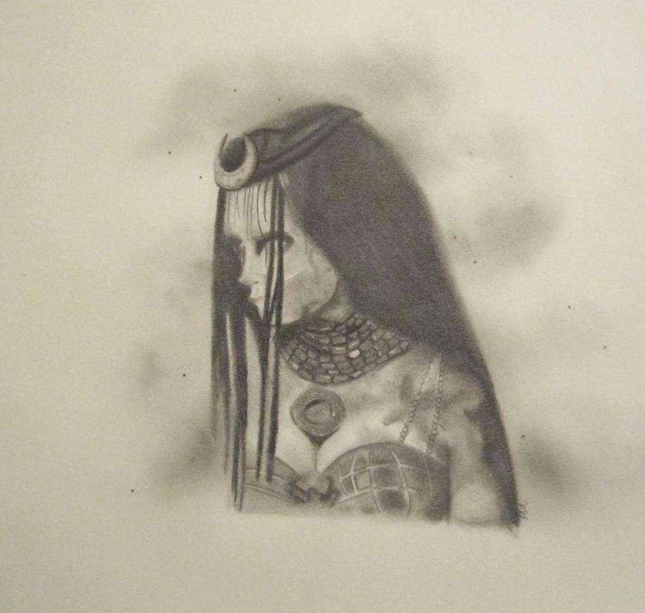 Enchantress by RosenRomanticist