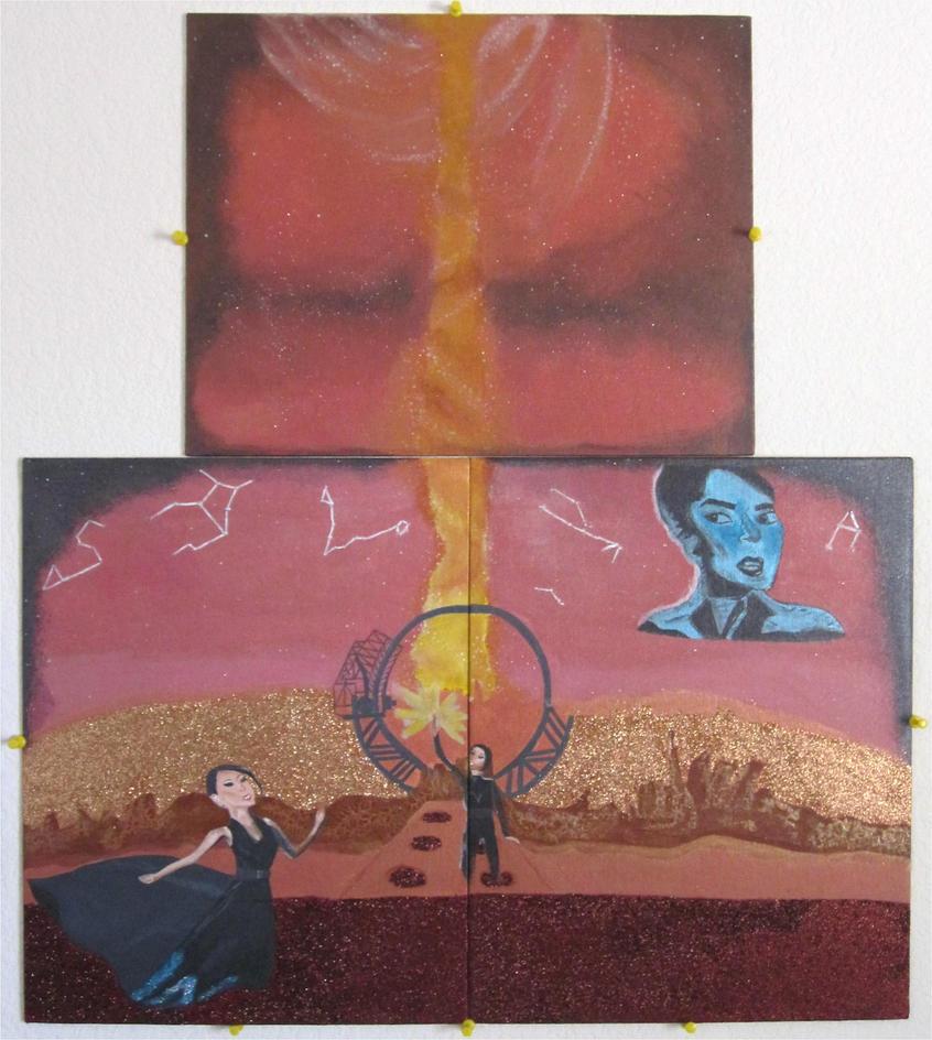 JINJER- I Speak Astronomy by RosenRomanticist