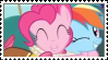 RainbowPie stamp by princesss-freckles