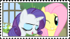 RariShy stamp by princesss-freckles