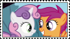 ScootaBelle stamp by Freckled-Optimist
