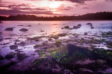 Sunset by AkaSling