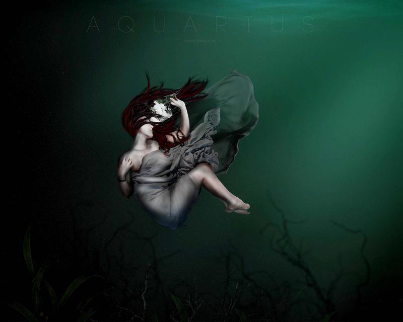 Aquarius by AkaSling