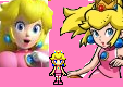 Princess Peach isn't that bad by emomage101
