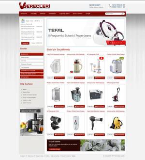 Ev Gerecleri E-Ticaret Sitesi