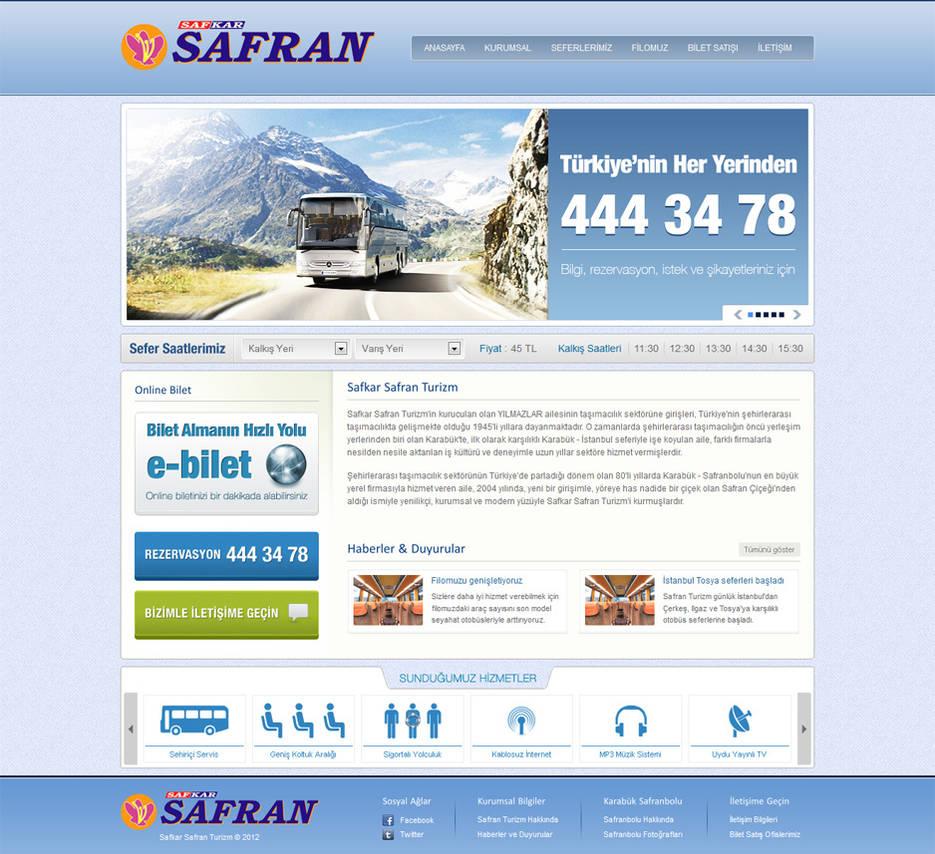 Safran Turizm by alisarica