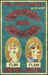 Flim Flam Brothers Poster