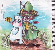 [moomins] walk in the woods