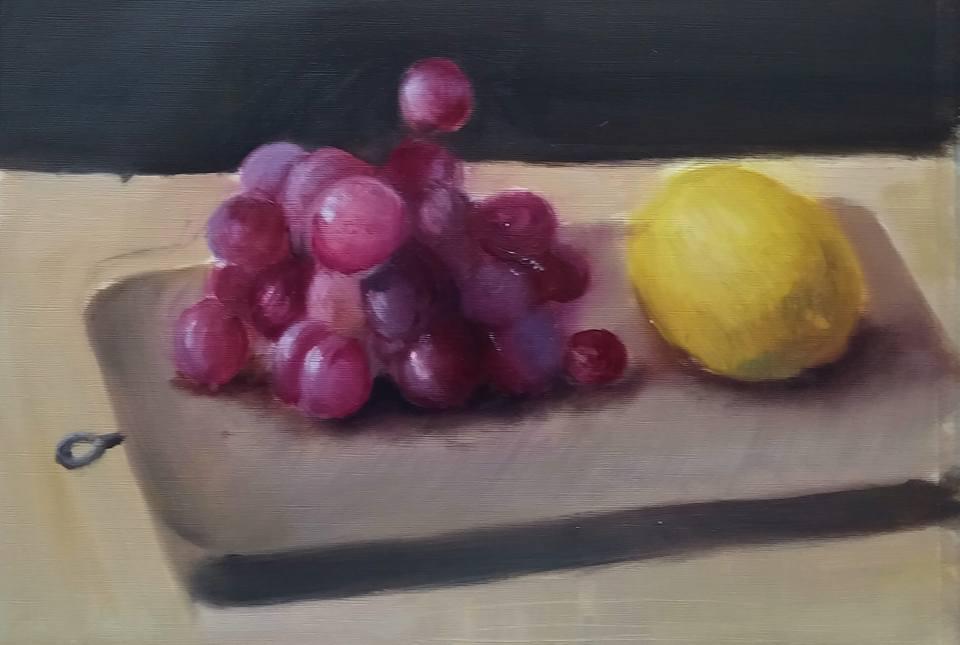 Grapes by HinotoriProductions