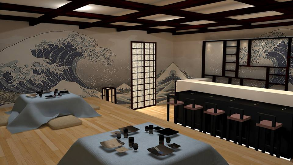 Jap Cafe 2 by HinotoriProductions