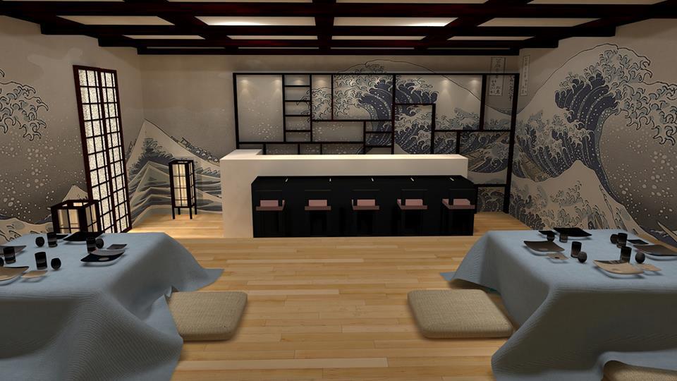 Jap Cafe 3 by HinotoriProductions