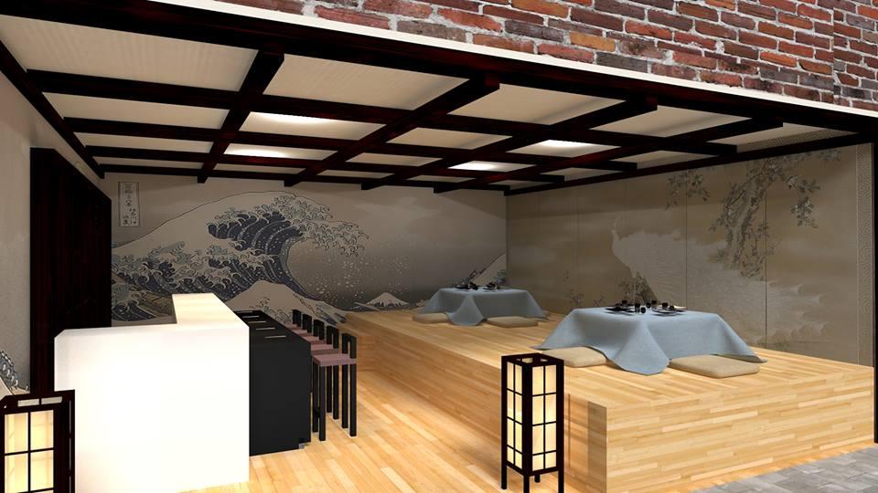 Jap Cafe 4 by HinotoriProductions