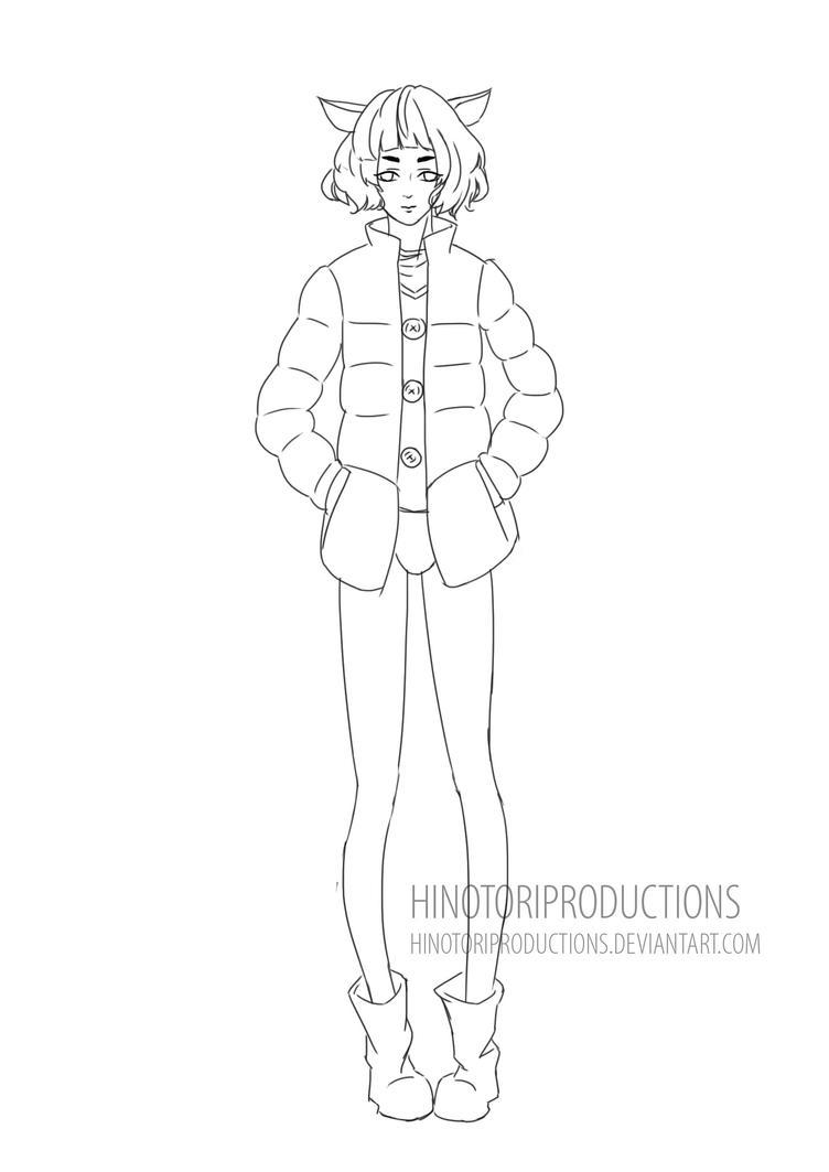 Random Sketch 1 by HinotoriProductions