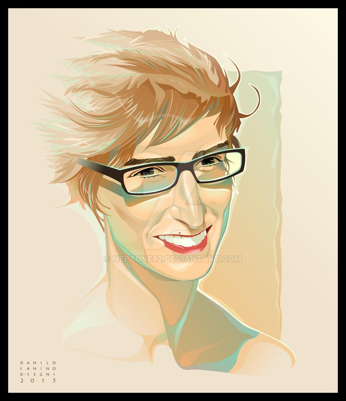 - Paola - Digital portrait