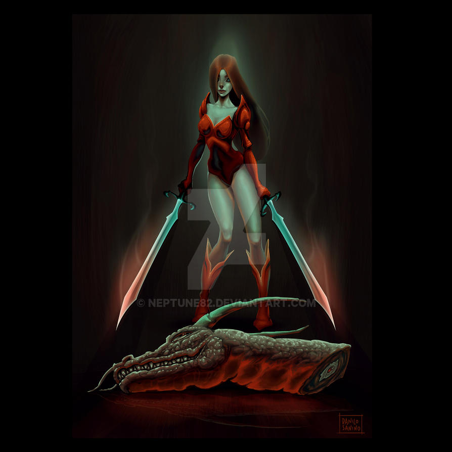 - Kill the dragon - by neptune82