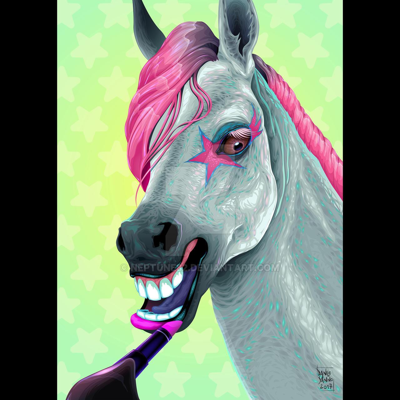 - Pink Addiction - Vector illustration