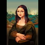 Interpretation of Mona Lisa