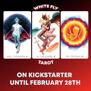 White Fly Tarot