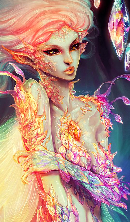 Alien by Cizu